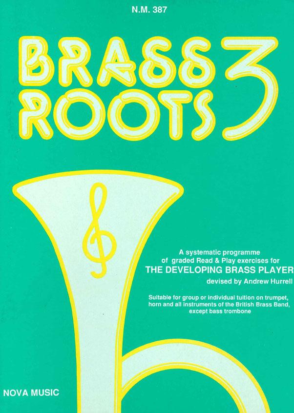 Andrew Hurrell: Brass Roots: Trumpet: Instrumental Album