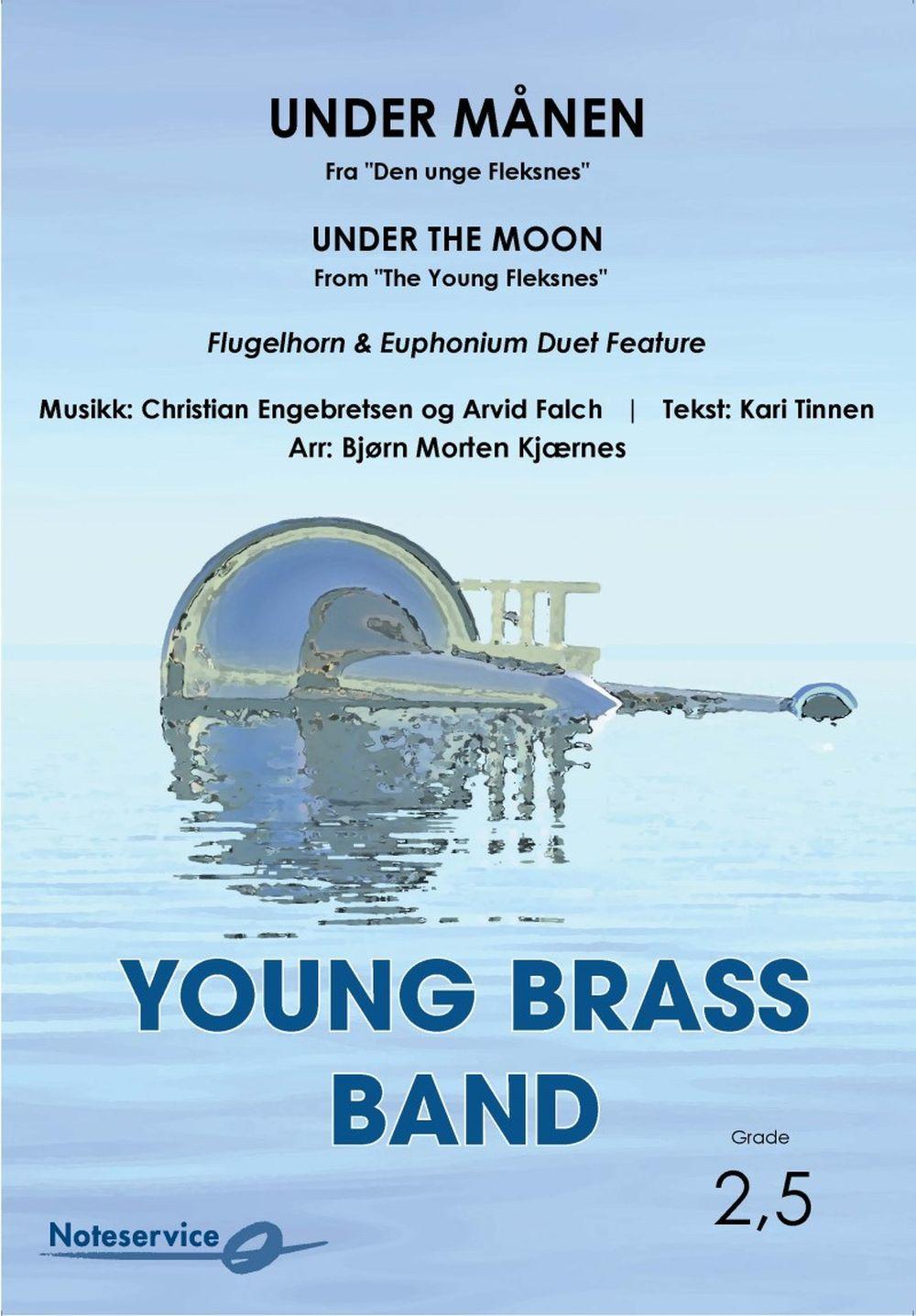 Christian Engebretsen Arvid Falch Kari Tinnen: Under månen (Fra Den unge