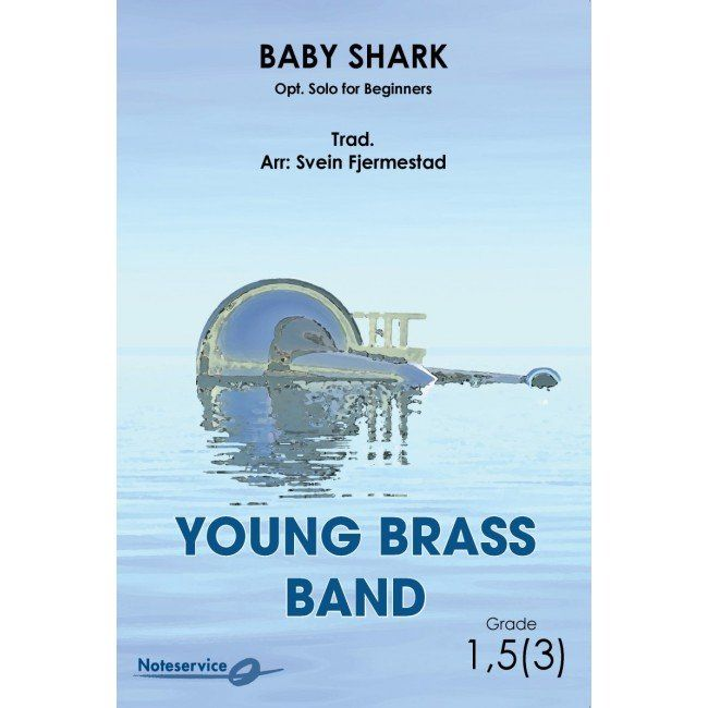 Baby Shark: Brass Band: Score and Parts