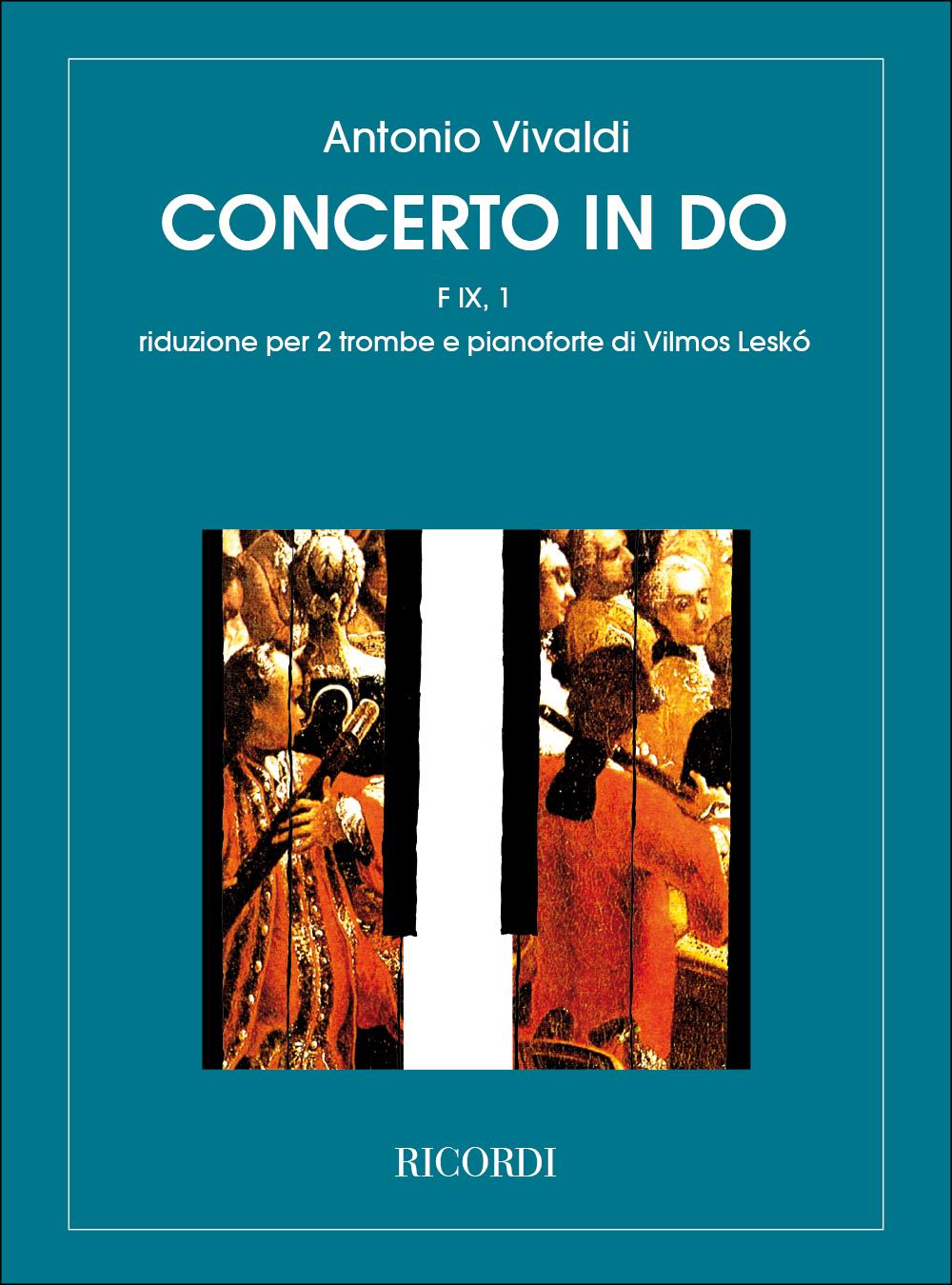 Antonio Vivaldi: Concerto In C: Trumpet: Instrumental Work
