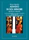 Tomaso Albinoni: Adagio In Sol Min. Per Archi E Organo: Clarinet