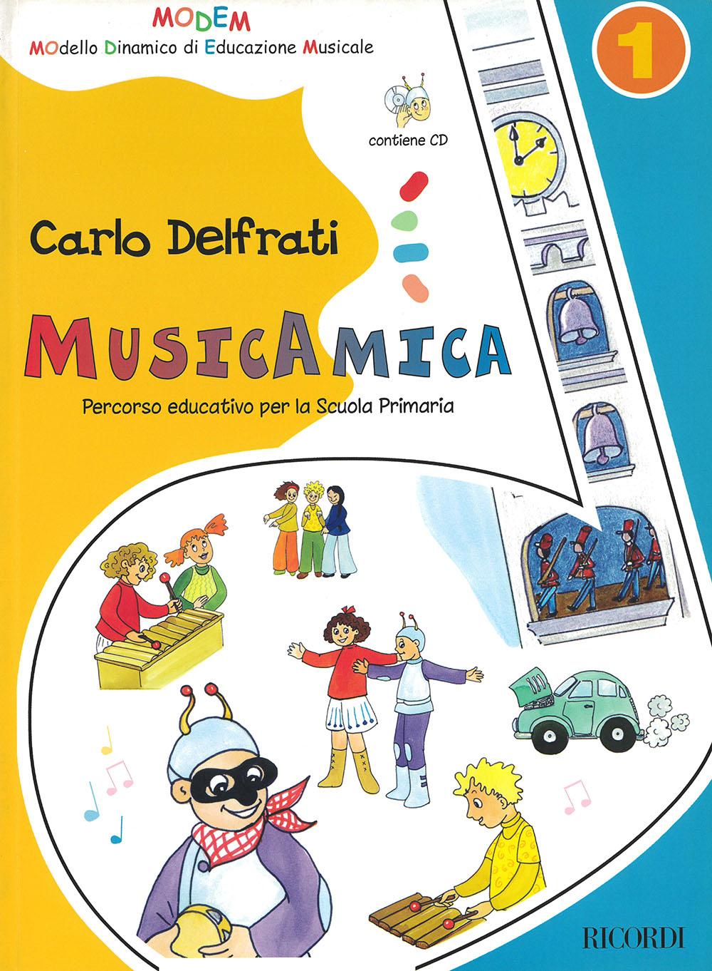 Carlo Delfrati: Musicamica 1