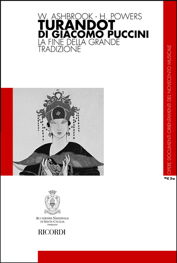 William Ashbrook: Turandot Di Giacomo Puccini