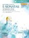 Antonio Vivaldi: 5 Sonatas for violin and keyboard: Violin
