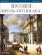 Ricordi Opera Anthology: Mezzo Soprano: Instrumental Album