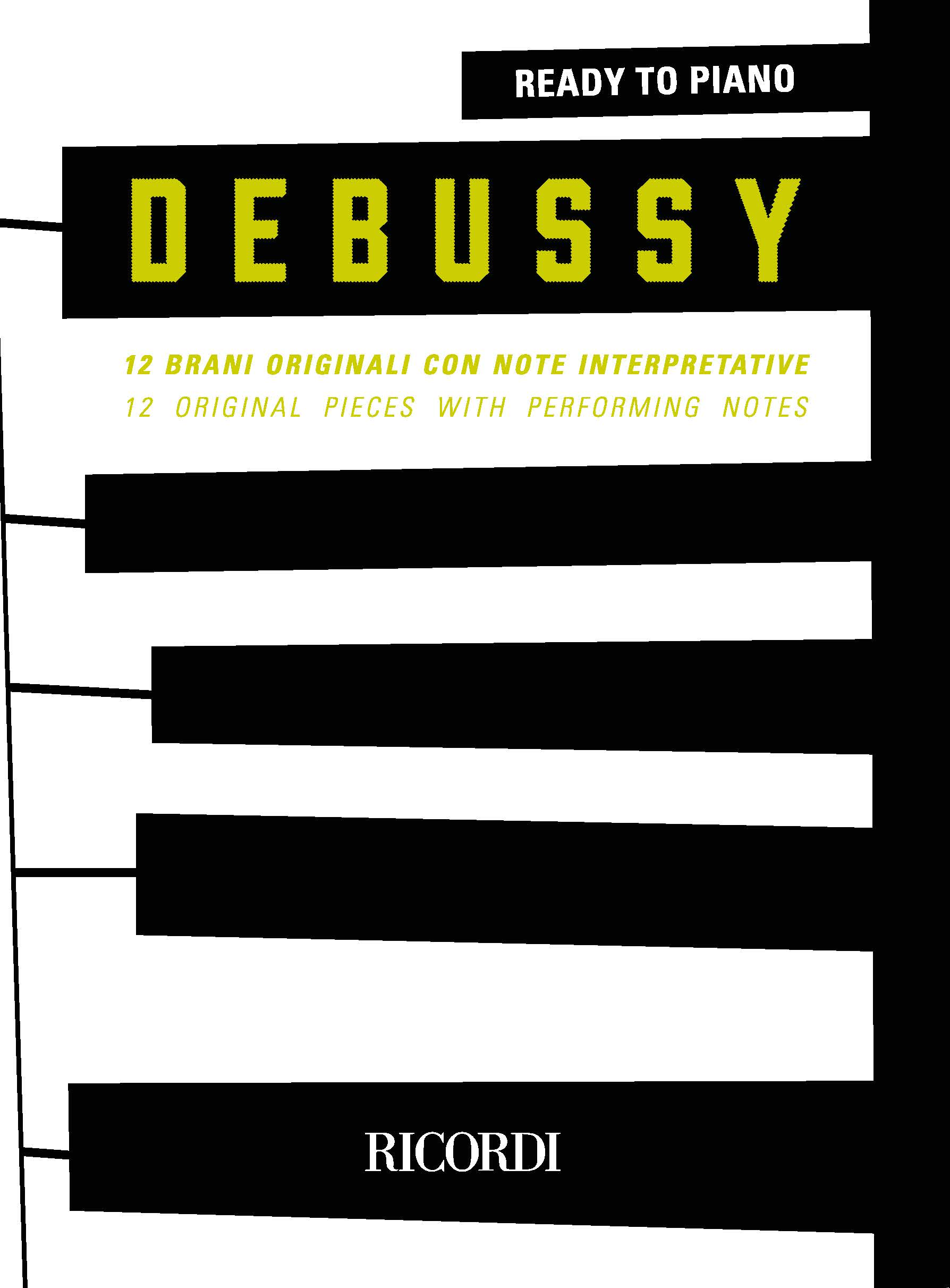 Claude Debussy: Debussy: Piano