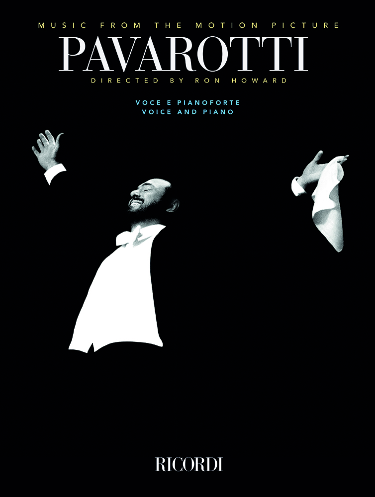 Luciano Pavarotti: Pavarotti - Music From the Motion Picture: Vocal & Piano:
