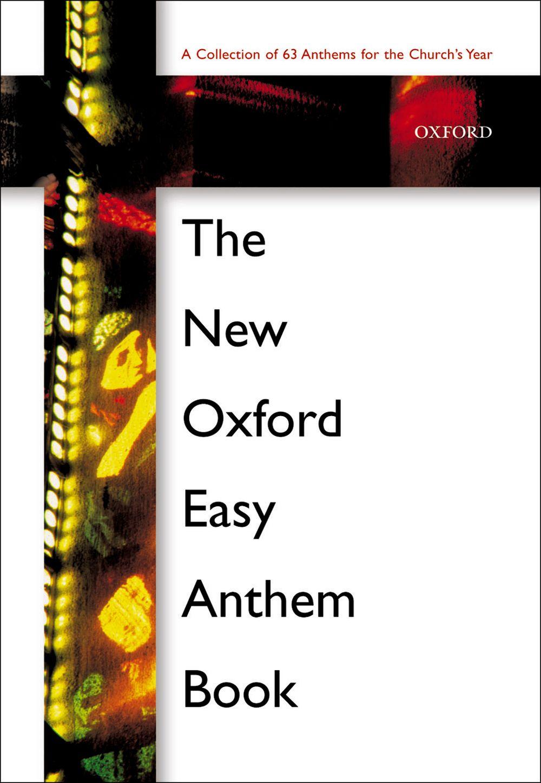 The New Oxford Easy Anthem Book: SATB: Instrumental Work