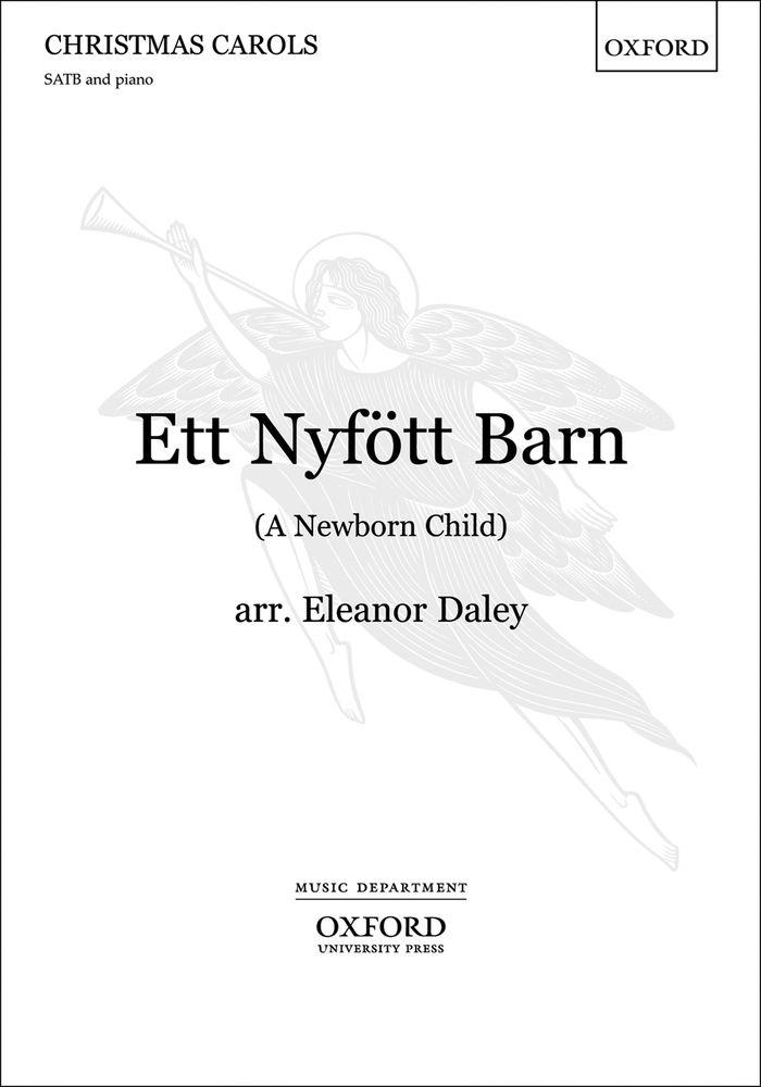 Robert Sund: Ett Nyfott Barn (A Newborn Child): Mixed Choir: Vocal Score