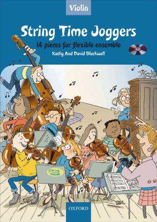 Blackwell: String Time Joggers: Violin: Instrumental Album
