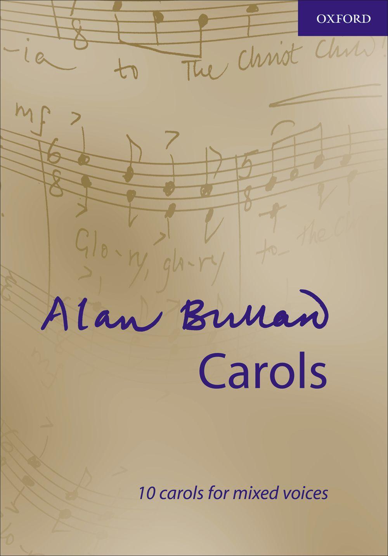 Alan Bullard: Carols: SATB: Vocal Score