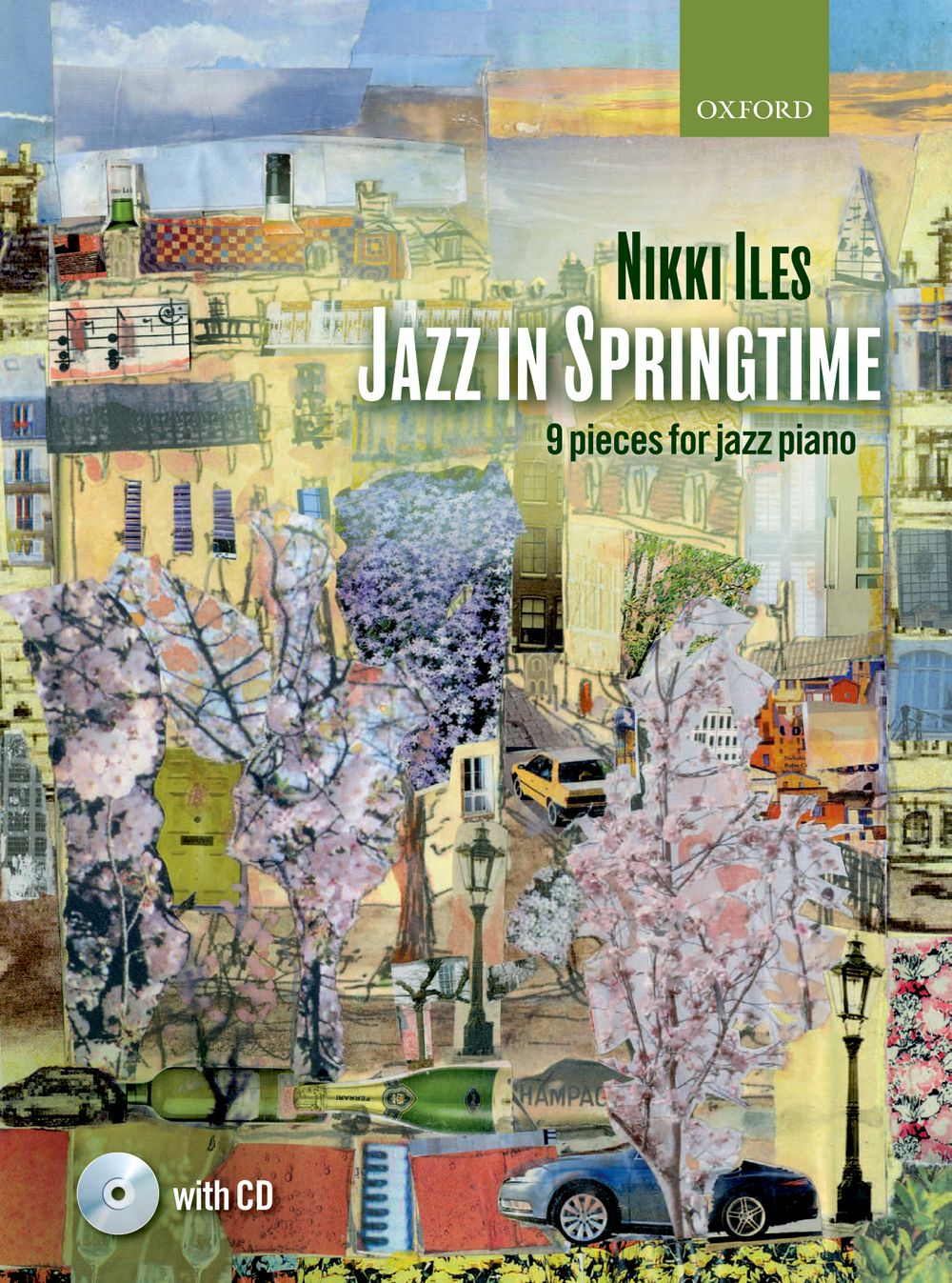 Nikki Iles: Jazz in Springtime: Piano: Instrumental Album