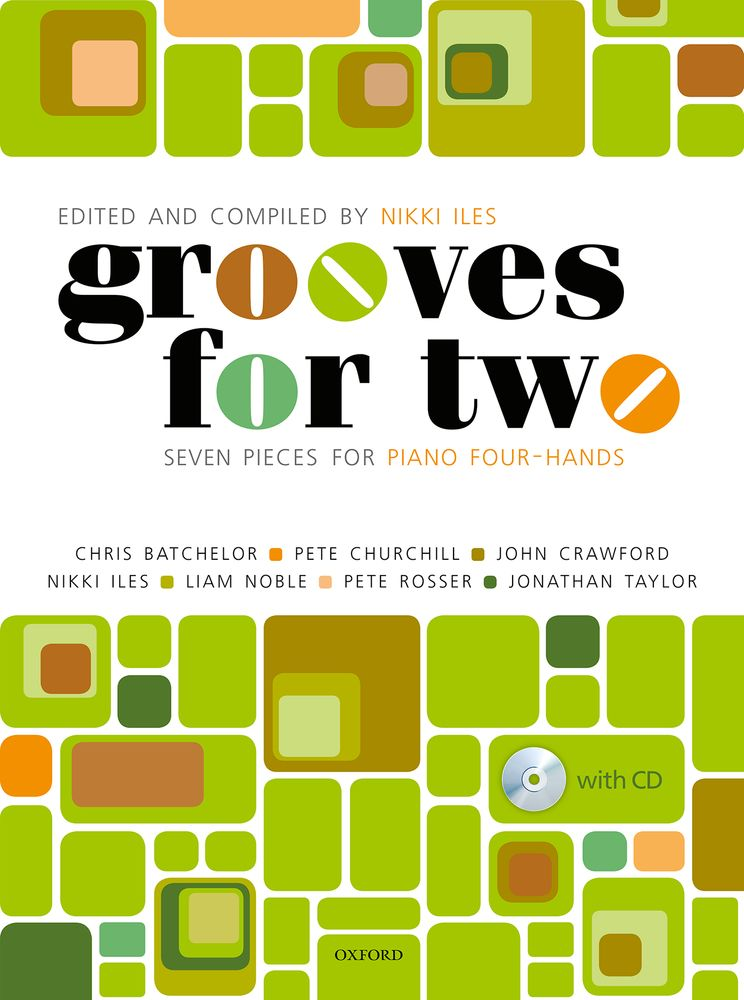Nikki Iles: Grooves for Two: Piano Duet: Instrumental Album
