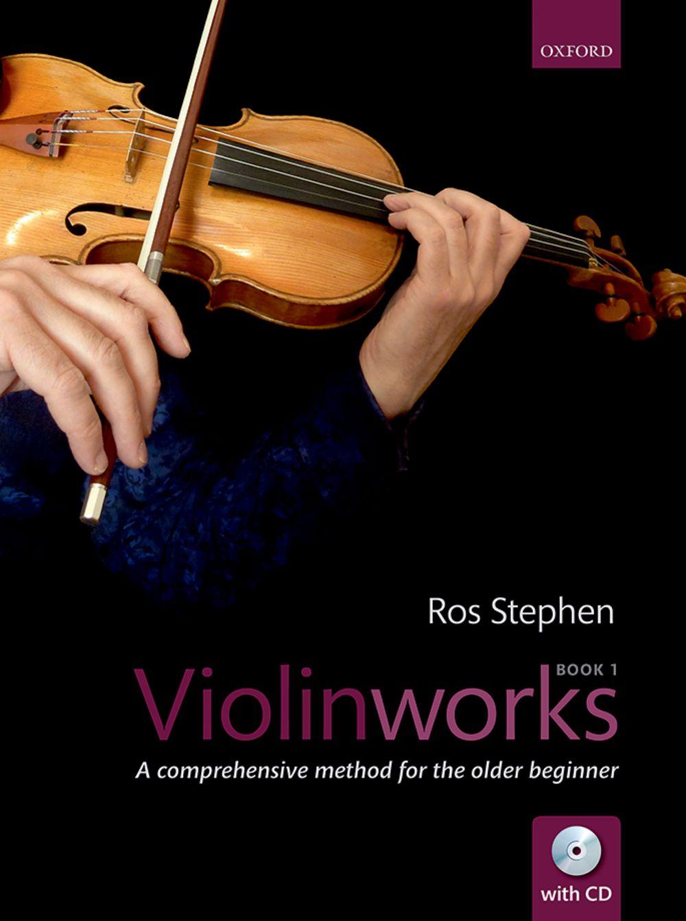 Ros Stephen: Violinworks Book 1: Violin: Instrumental Tutor
