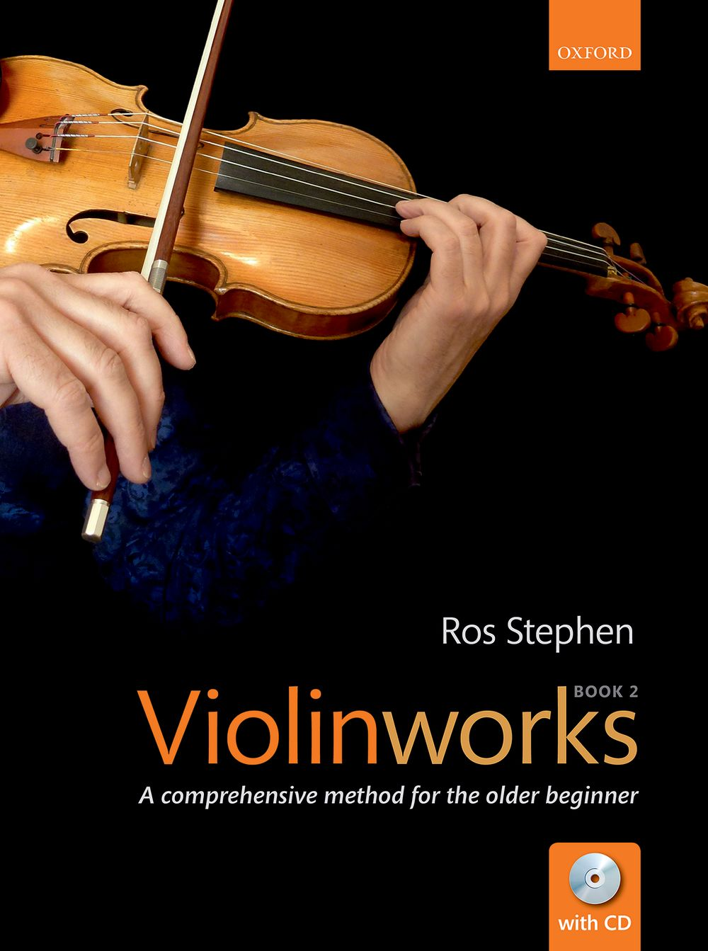 Ros Stephen: Violinworks Book 2: Violin: Instrumental Tutor
