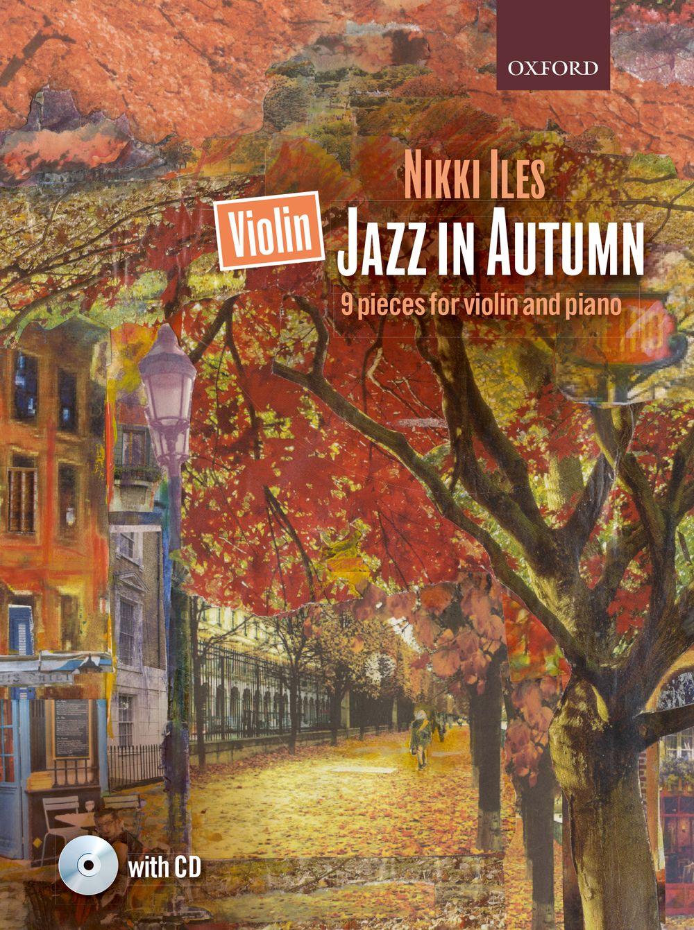 Violin Jazz in Autumn: Violin: Instrumental Album