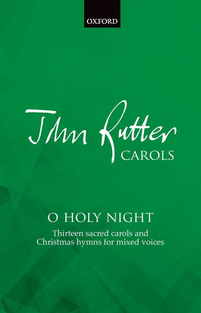 O Holy Night: SATB: Vocal Score