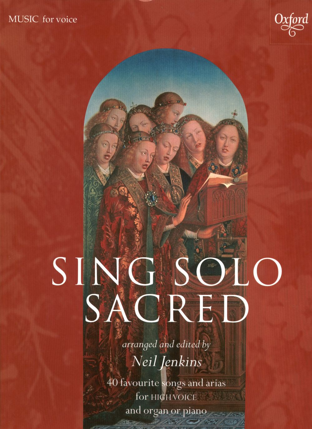Neil Jenkins: Sing Solo Sacred - High Voice: Voice: Mixed Songbook