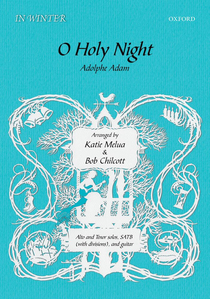 Katie Melua Bob Chilcott: O Holy Night: Mixed Choir: Vocal Score