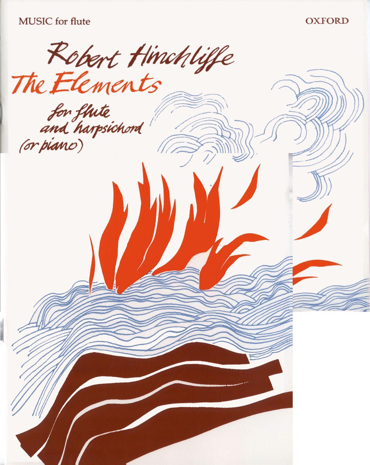 Robert Hinchliffe: The Elements: Flute: Instrumental Work