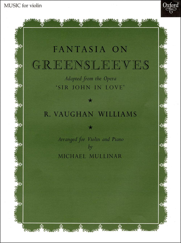 Ralph Vaughan Williams: Fantasia On Greensleeves: Violin: Instrumental Work