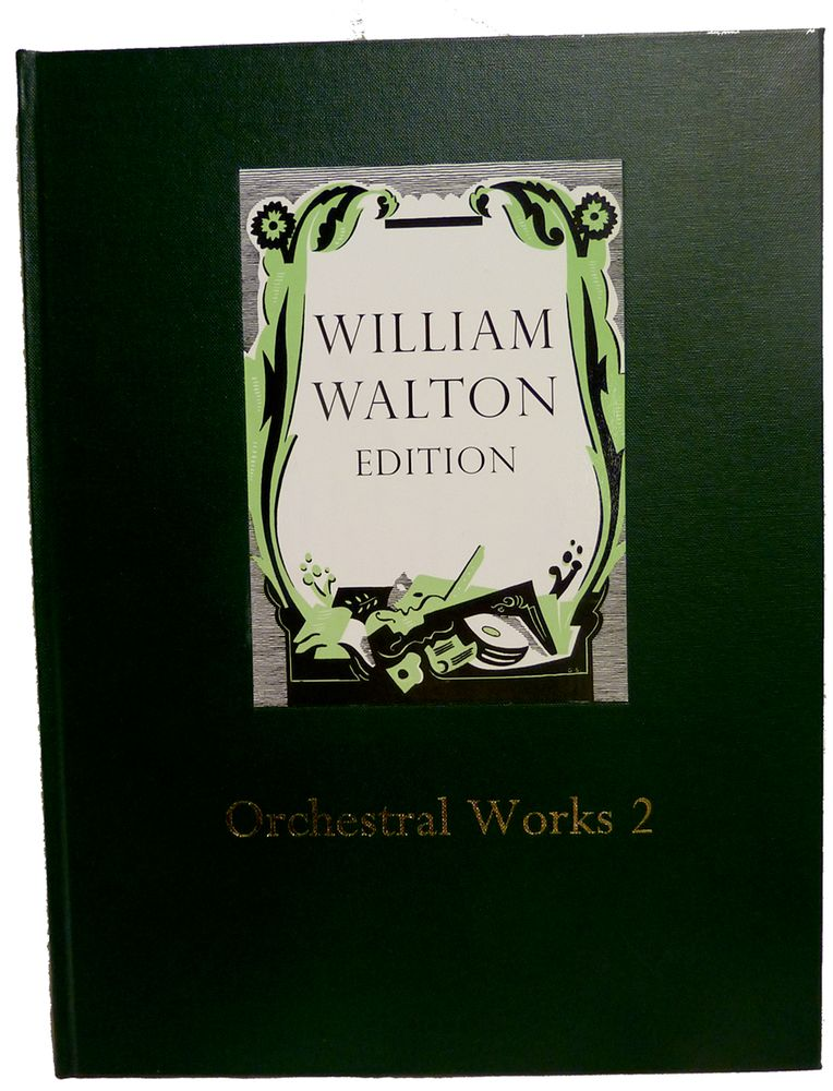 William Walton: Orchestral Works - Volume 2: Orchestra: Score