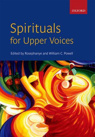 Rosephanye Powell William Powell: Spirituals: 2-Part Choir: Vocal Score