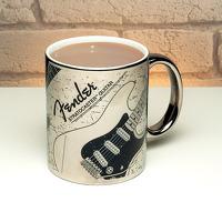 Paladone Fender Chrome Mug: Mug