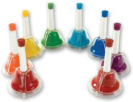 Diatonic Combi Bells Set Handbells: Percussion