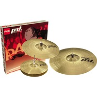 PST 3 Universal Set (14/16/20) Set Only Cymbals: Drum Kit