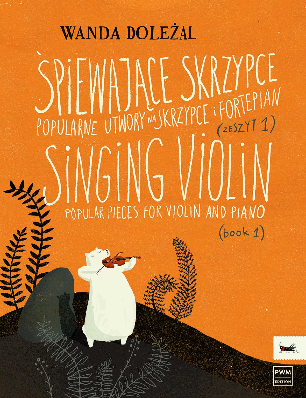 Singing Violin  b. 1: Violin: Instrumental Album