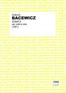 Grazyna Bacewicz: Sonata (1941): Violin: Instrumental Work