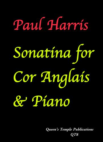 P. Haris: Sonatina: Piano: Instrumental Album