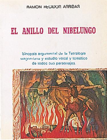 Ramón Regidor Arribas: El Anillo del Nibelungo: Reference