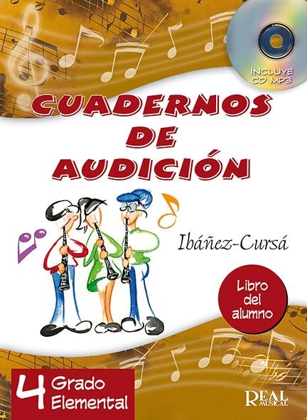 Ibáñez-Cursá: Cuadernos De Audición Vol. 4: Alumno: Theory