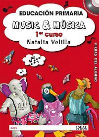 Natalia Velilla: Music & Música Vol.1: Fichas del alumno: Theory