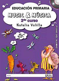 Natalia Velilla: Music & Música Vol.2: Fichas del alumno: Theory