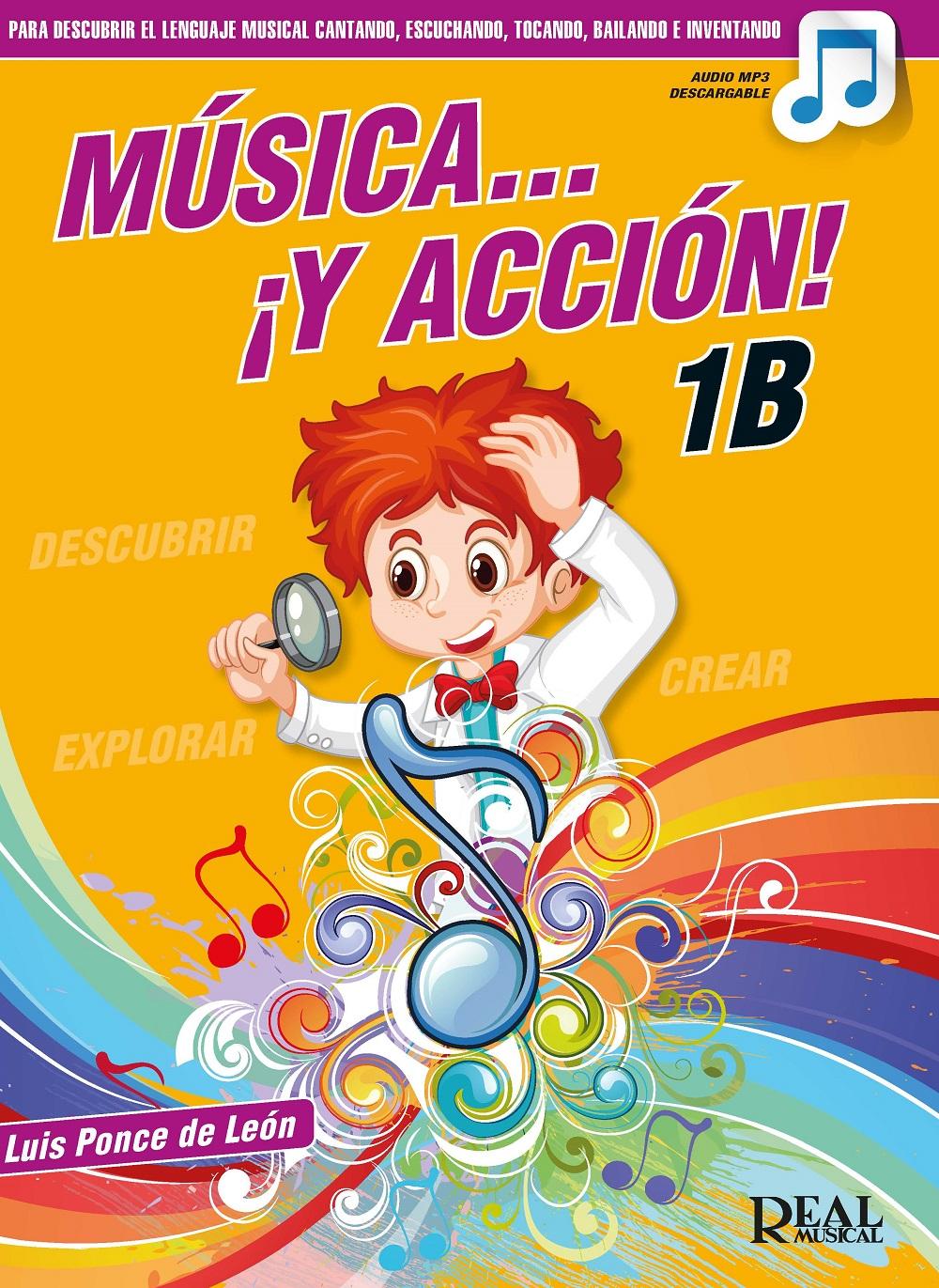 Música… ¡Y acción! 1B: Theory