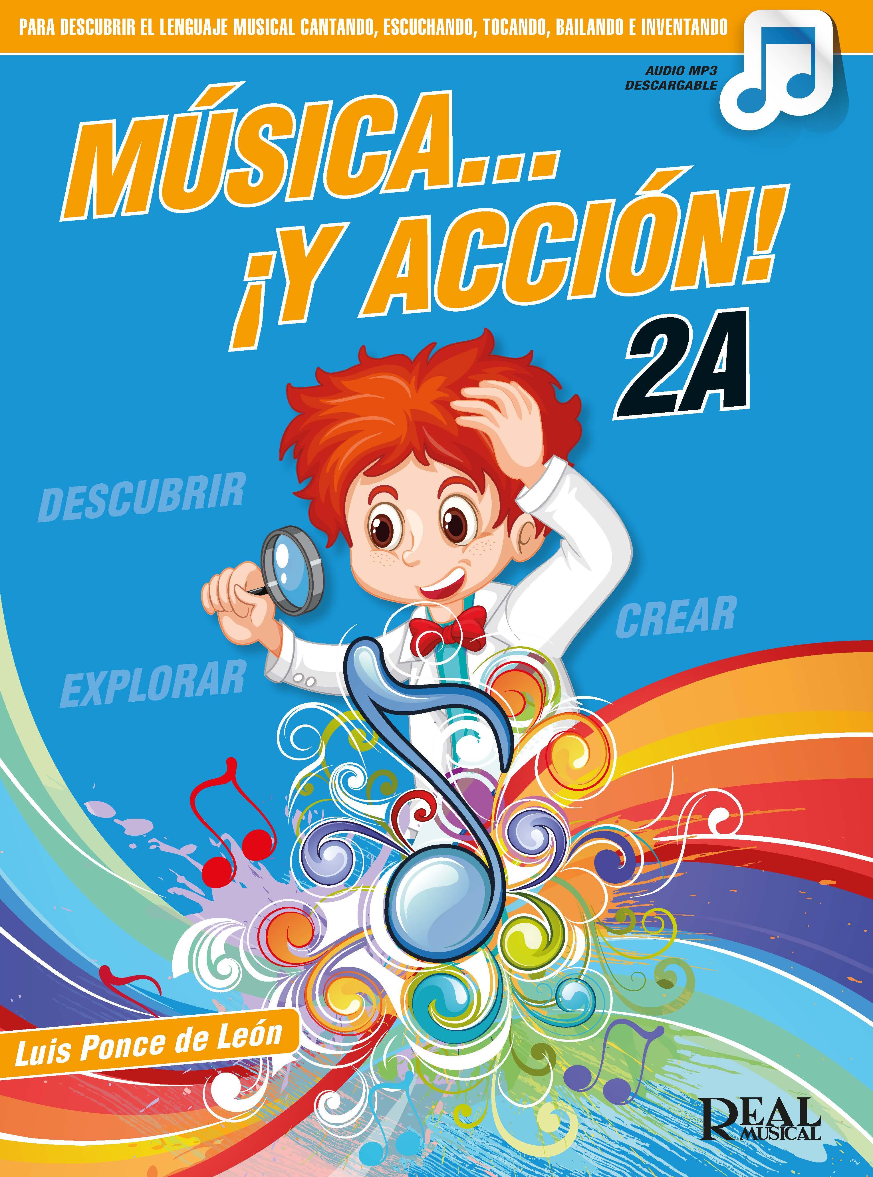 Música… ¡Y acción! 2A: Reference