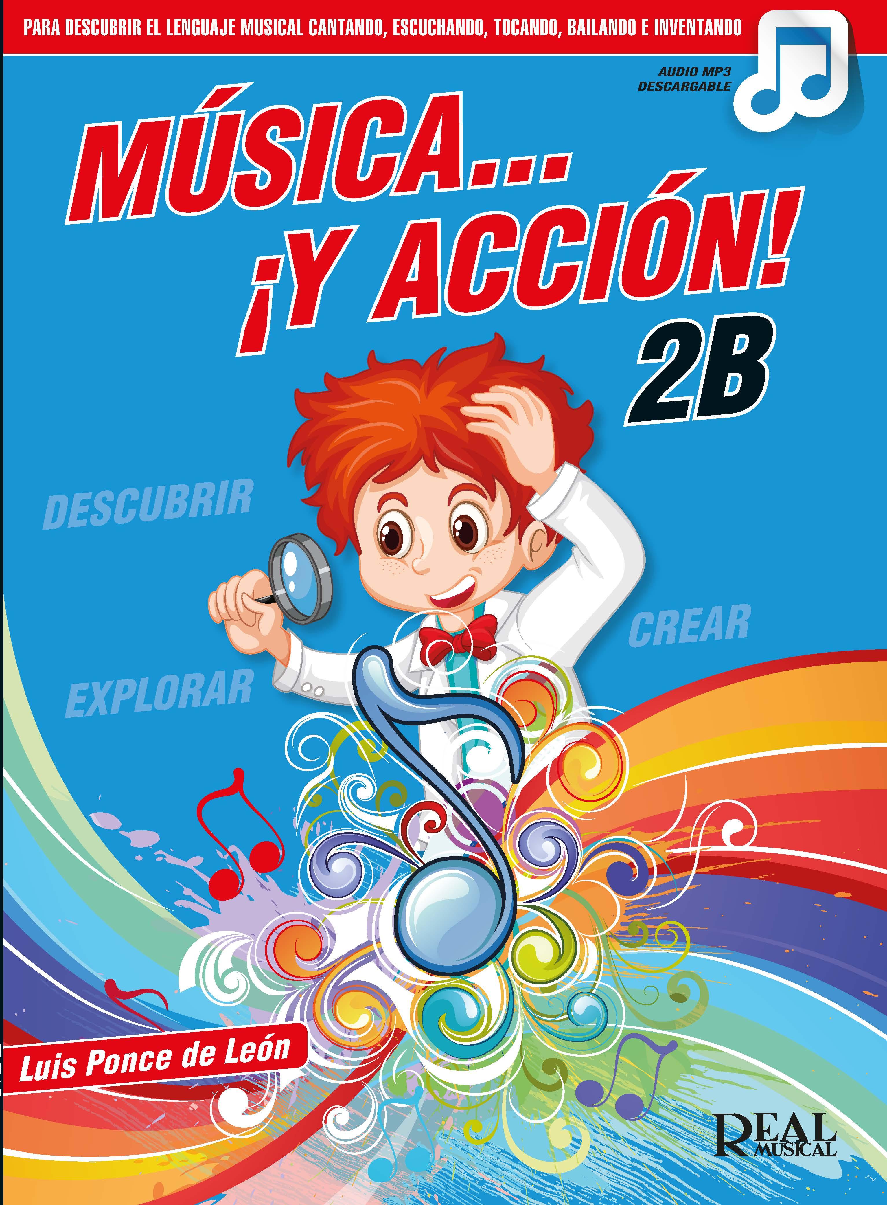 Música… ¡Y acción! 2B: Reference