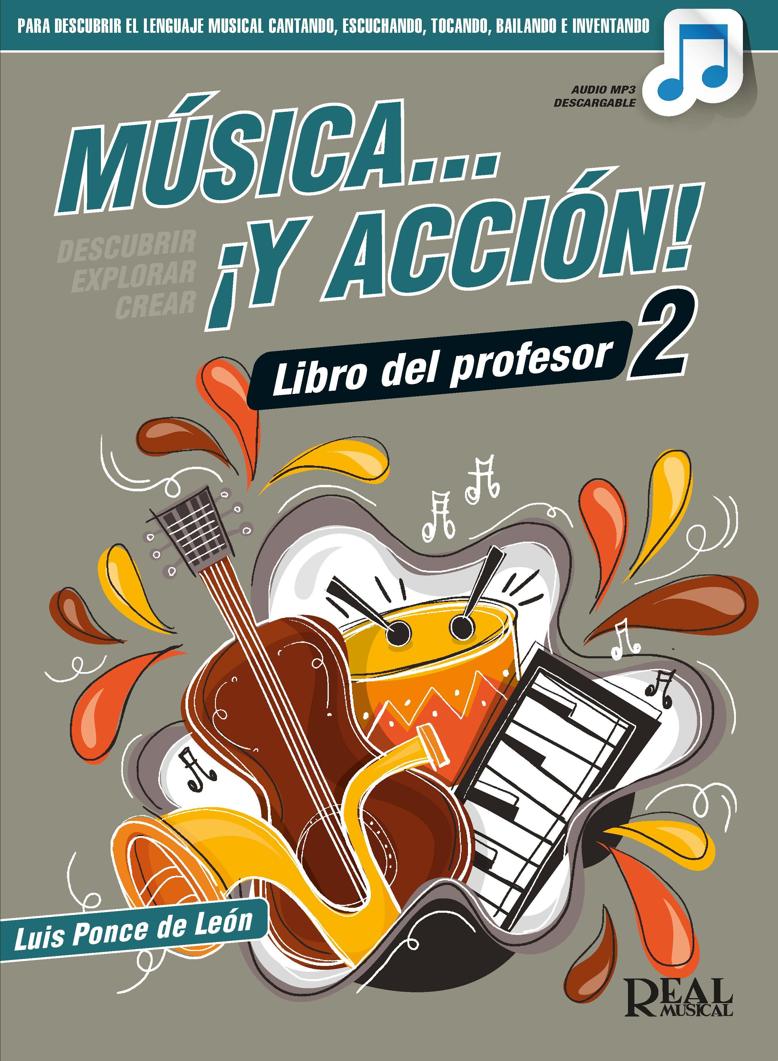 Música… ¡Y acción! 2 (Libro del profesor): Reference