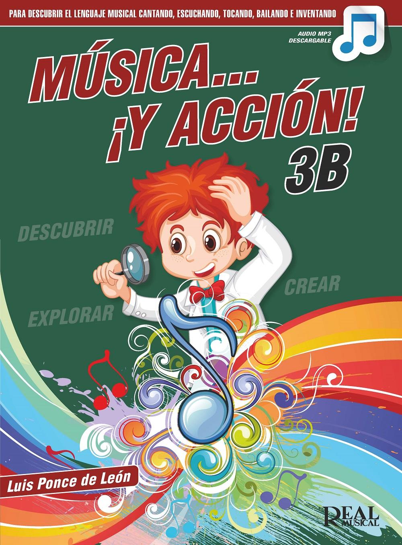 Música… ¡Y acción! 3B: Theory