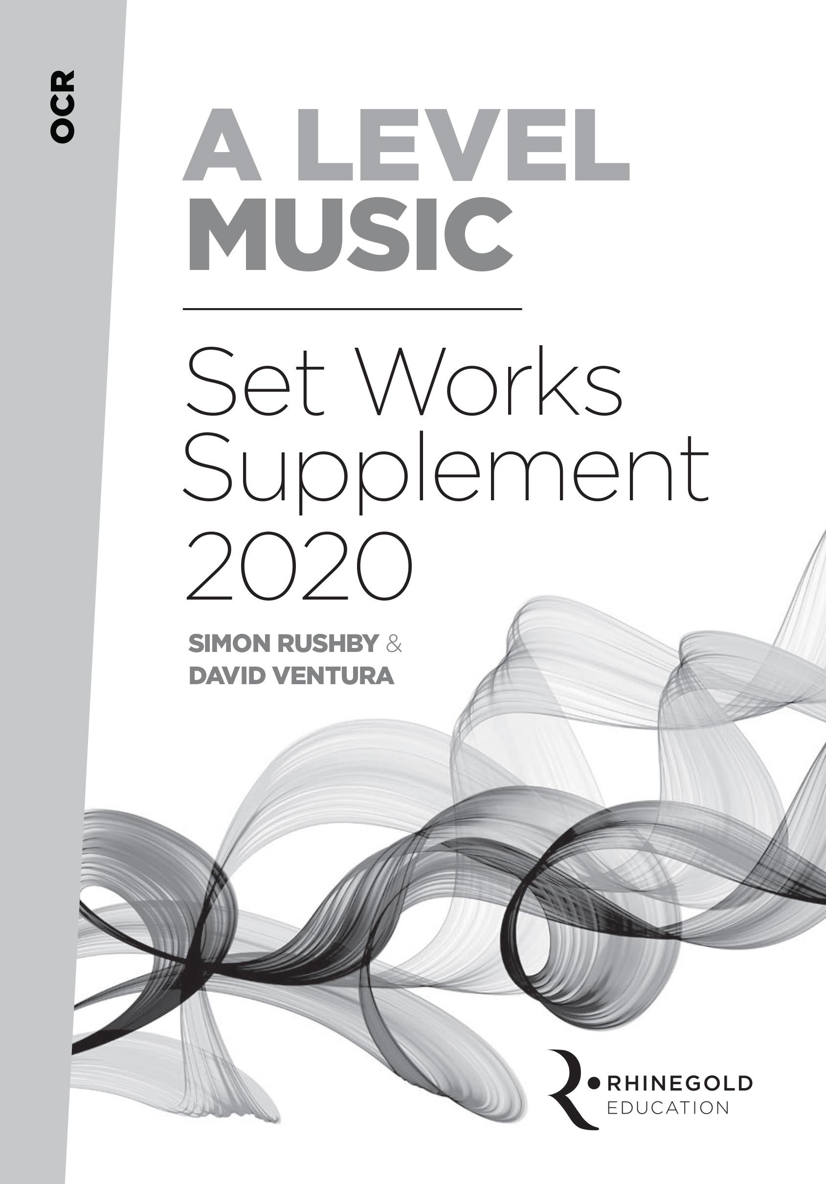 OCR A Level Set Works Supplement 2020: Reference