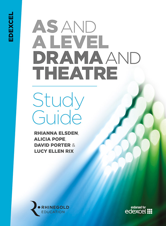 Edexcel A Level Drama Study Guide: Reference