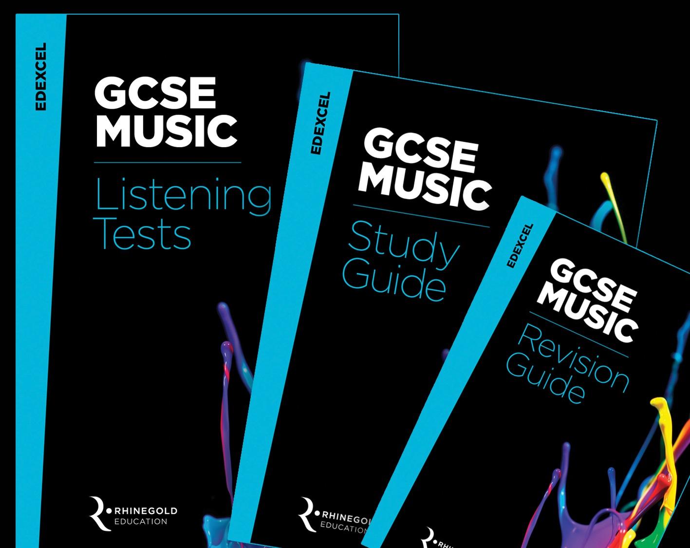 Rhinegold Education: Edexcel GCSE Music Exam Pack - Sheet Music  Downloads