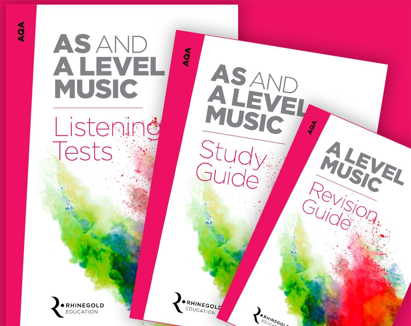 Rhinegold Education: AQA A Level Music Exam Pack