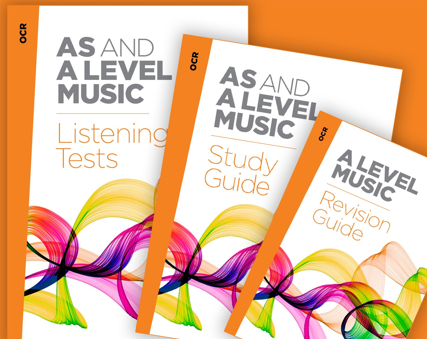 Rhinegold Education: OCR A Level Music Exam Pack