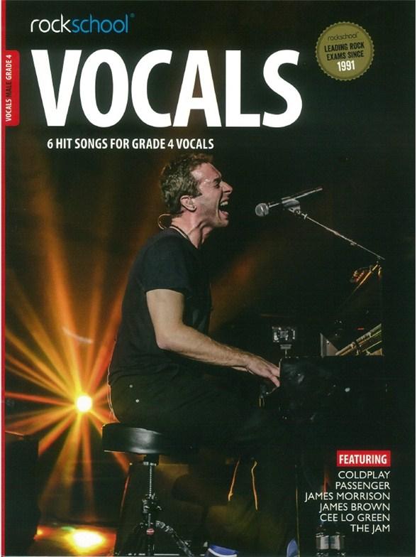 Rockschool: Vocals Grade 4 - Male (2014): Male Voice: Vocal Tutor