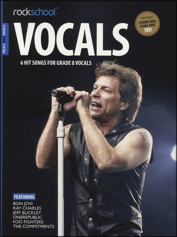 Rockschool: Vocals Grade 8 - Male (2014): Voice: Vocal Album
