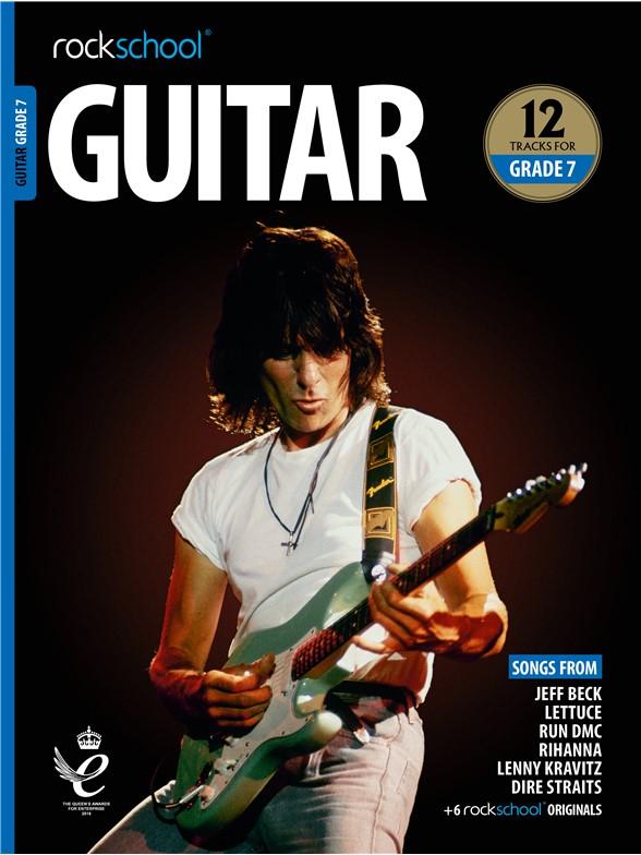 Rockschool Guitar Grade 7 (2018): Guitar: Instrumental Tutor